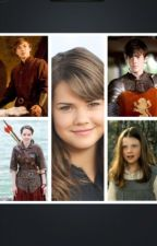 The Chronicles Of Narnia-Mystery of The Missing Jewel by luke_is_a_child