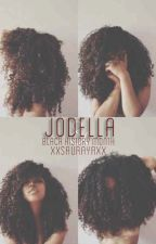 Jodella // Black History Month by jaesauraya