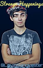 Strange Happenings {Nathan Sykes} by SpideySoldier
