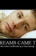 Jensen Ackles And I by Jensen_Ackles_Lover