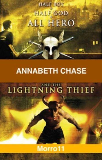 annabeth chase and the lightning thief lindsay morrison wattpad
