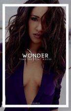 Wonder || Elijah Mikaelson [1] (REWRITING) by corashale