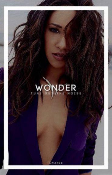 Wonder    Elijah Mikaelson [1] (REWRITING)