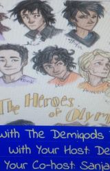 Talks With The Demigods! With Your Host: Delilah Ahmed and Sanjana Ray! by Delilah_Ahmed308