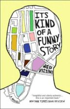 it's kind of a funny story(español) by ayyberrios