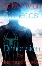 Spider-Man: Genetics Dimension by MaximusPrime25