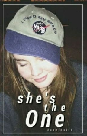 she's the one. → j.b fanfic by kxngjustin