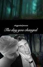 The day you changed (Shoey Dawceffa) by klausmose