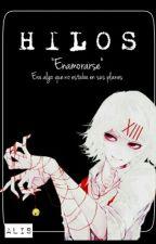 Hilos... (Tokyo Ghoul) *Suzuya Juuzou* by Madamx_