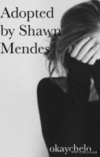 Adopted by Shawn Mendes(editing) by okaychelo