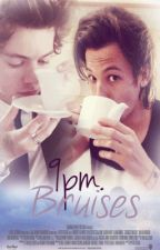 9pm bruises {larry translation}  by camlouflage