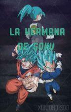 La Hermana De Goku 2 by XioJordison1