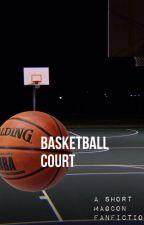 Basketball Court (Nate Maloley) by machomaloley