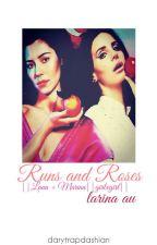 Runs and Roses [larina au] {lana del rey + marina and the diamonds} [girlxgirl] by DaryTrapdashian
