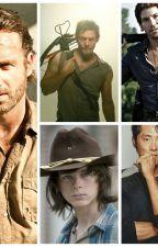 The Walking Dead Cast Preferences by Billiejoe5sosep1