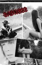 Sadness (Carl Grimes y Tú) by melxdany23
