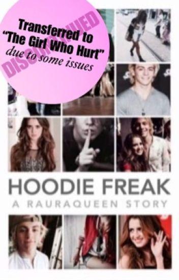 Hoodie Freak || Raura
