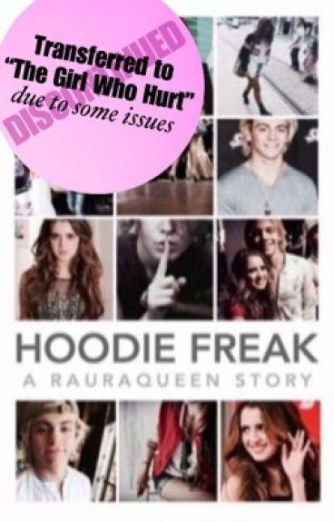 Hoodie Freak    Raura