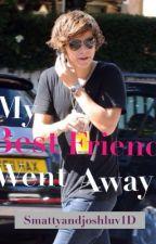 My best friend went away.... by Savitha3006