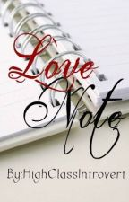 Love Note: The Second Manipulator by FourEyedGeeks
