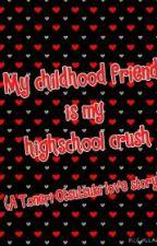 My childhood friend is my high school crush (A Toneri Otsutsuki love story) by Lady-Writes-A-Lot