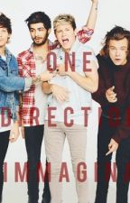 Immagina One direction by thecharmingone