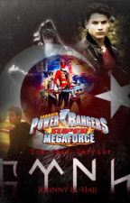 Power Rangers: The Saif Warrior (Book One) by JohnnyEl-Hajj