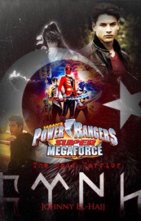 Power Rangers: The Saif Warrior (Book One) by JohnnyEl-Hajj