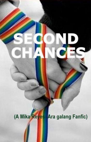 SECOND CHANCES(A Lesbian Story)