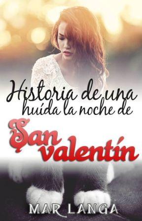 Historia de una huída la noche de San Valentín. by Marlanga