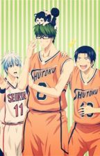 Kuroko no basket One-shots by nadthenutella