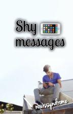 Shy Messages »Zayn Malik by Daggorath