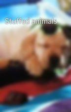 Stuffed animals by dustydog6