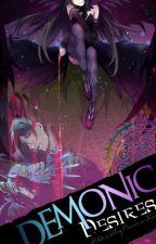 Demonic Desires (Previously Elusive Spider) by xXDeadlyRavenXx