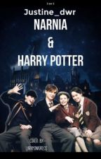Narnia et Harry Potter by Justine_dwr