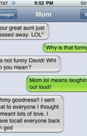 Funny Text Message Fails! by Teffanyam