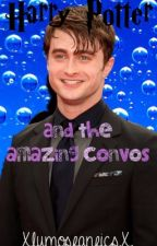 Harry Potter and the Amazing Convos by xlumosfanficsx