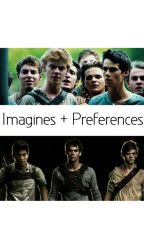 The maze runner imagines and preferences by tthemmazerrunner