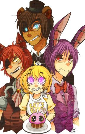 Human! FNAF One-Shots! by SilverNotte