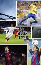 Soccer players by neymarjr11rj