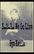 3..2..1.. We Go Live: A Pete Wentz FanFic by falloutkaila