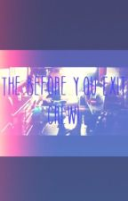 The before you exit crew! (A BYE fact book) by exitervanna