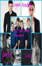 Big Time Rush Imagines by FallOutBarnes