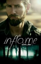 Inflame [Holding] by Queen_Elixir