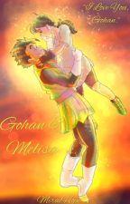 Gohan & Melisa by chiakoto