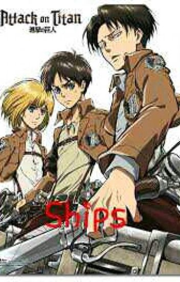 Attack on Titan Ships