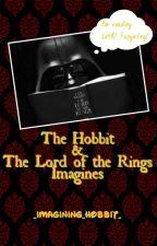 The Hobbit & Lord of the Rings Imagines (Don't Read) by _imagining_hobbit_