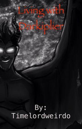 Living with Darkiplier by GhostlyStumph