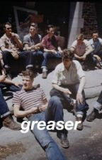 greaser by psychopash