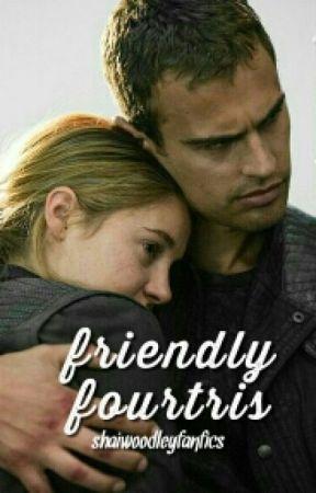 Friendly Fourtris (Oneshot) by shaiwoodleyfanfics